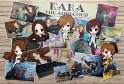 KARA,アニメ